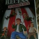 Recess: School's Out (VHS, 2001) Disney