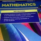 Guided Problem Solving Masters (Mathematics, Course 1)