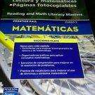 Prentice Hall Mathematics Course 2 : Spanish Reading and Math Literacy...
