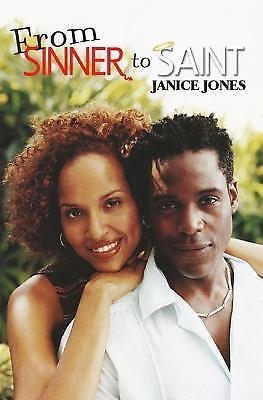 From Sinner to Saint by Janice Jones (2010, Paperback)