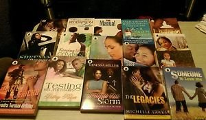 Lot of 16 New African American Christian/Religious paperback books