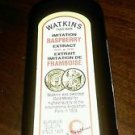 Watkins Products 2oz Raspberry baking/cooking extracts 2015 december
