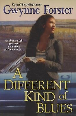 A Different Kind of Blues by Gwynne Forster (2008, Paperback)