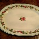 Pfaltzgraff holiday 10 x 14 Serving Platter