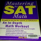 Mastering the SAT Math by Dale Johnson, Joe Skinner and Jerry Bobrow (2006,...