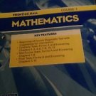Prentice Hall Mathematics Cumulative Assessment course 1
