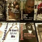 Lot of 8 African American Urban Fiction Books by Jarold Imes