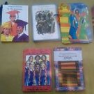 Wholesale lot 60 Assorted new African American graduation greeting cards