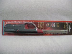 NEW SEALED REFILLABLE MULTI-PURPOSE LIGHTER BBQ-GRILL-CANDLE-UTILITY-FIREPLACE !