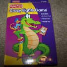 Fisher Price Crazy Eight Game Brand New Preschool Cards