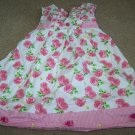 Girls Size 6x Exit 51 Cute Spring/Summer Dress Roses