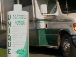 Unique green/safe ECO-RV Digest-It holding tank/TOILET/WASTE cleaner/unclogger !