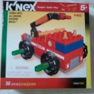 NEW KID K'NEX FIRE RESCUE BUILDING SET LEGOS play GIFTS