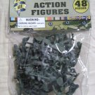 NEW PACKAGE ARMY MEN ACTION FIGURES TOY STORY 3 48 PCS!