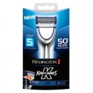 Remington King of Shaves Azor 5 with 3 UP Handle men razor/shaver5blades-S FLEX!