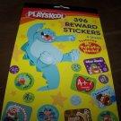 396 Mr. Potato Head Reward Stickers Playskool Classroom