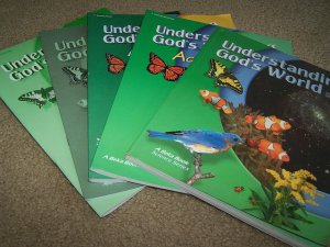Abeka Grade 4 Understanding God's World Student and Key
