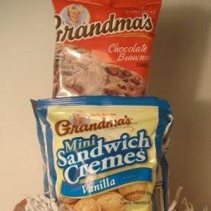 Grandma's Cookies Cake