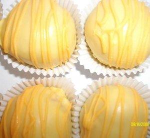 Lemon Flavored Cake Bites Dz.