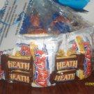 PayDay & Heath Candy Bar Cake