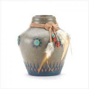 Colorful Southwestern Pot