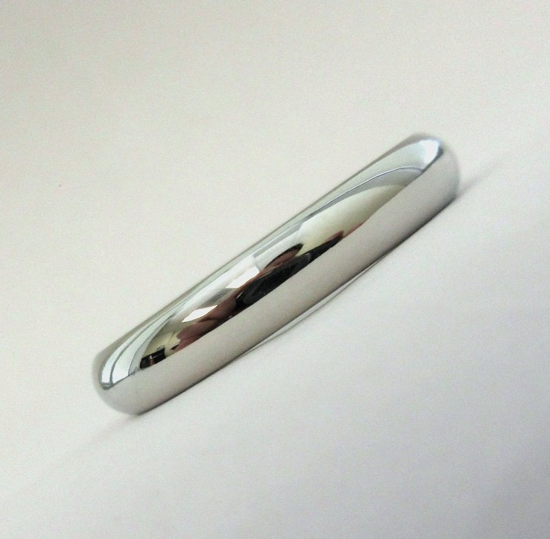 Cartier Platinum 4mm Classic Wedding Band Ring 59 US Size 9 --- SOLD