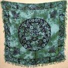 Greenman Altar Cloth