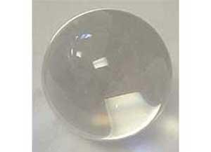 Clear Crystal Ball 150mm