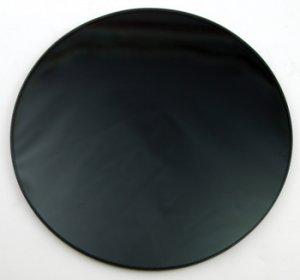 "Black Scrying Mirror 6"""