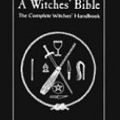 Witches' Bible, The Complete Witches' Handbook by Farrar/Farrar