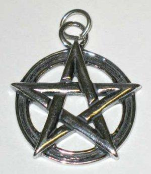 Large Pentagram Pendant