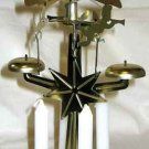 Yule Chime candle holder