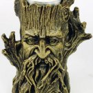 Greenman candle holder
