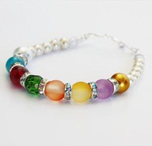 LDS Young Women Values Bracelet