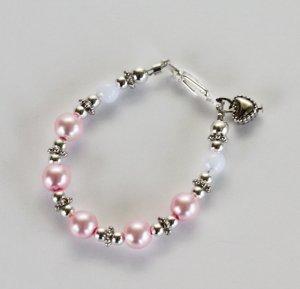 Baby Bracelet in Pink
