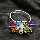 Swarovski Beads Ring