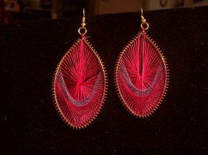 Tribal/Native Thread & Silver 2