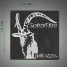 Ancient rites embroidered patch