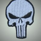 Punisher embroidered  back patch