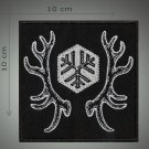 Agaloh limited embroidered  patch