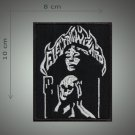 electric wizard - witch embroidered patch