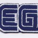 Sega logo badge patch