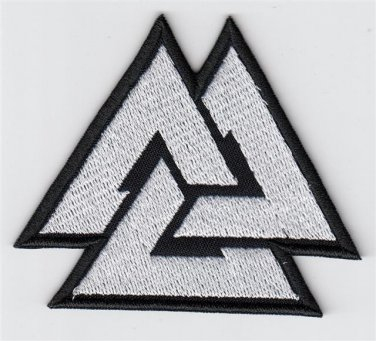 Walknut - embroidered patch, 3,2 X 2,8 (INCHES)
