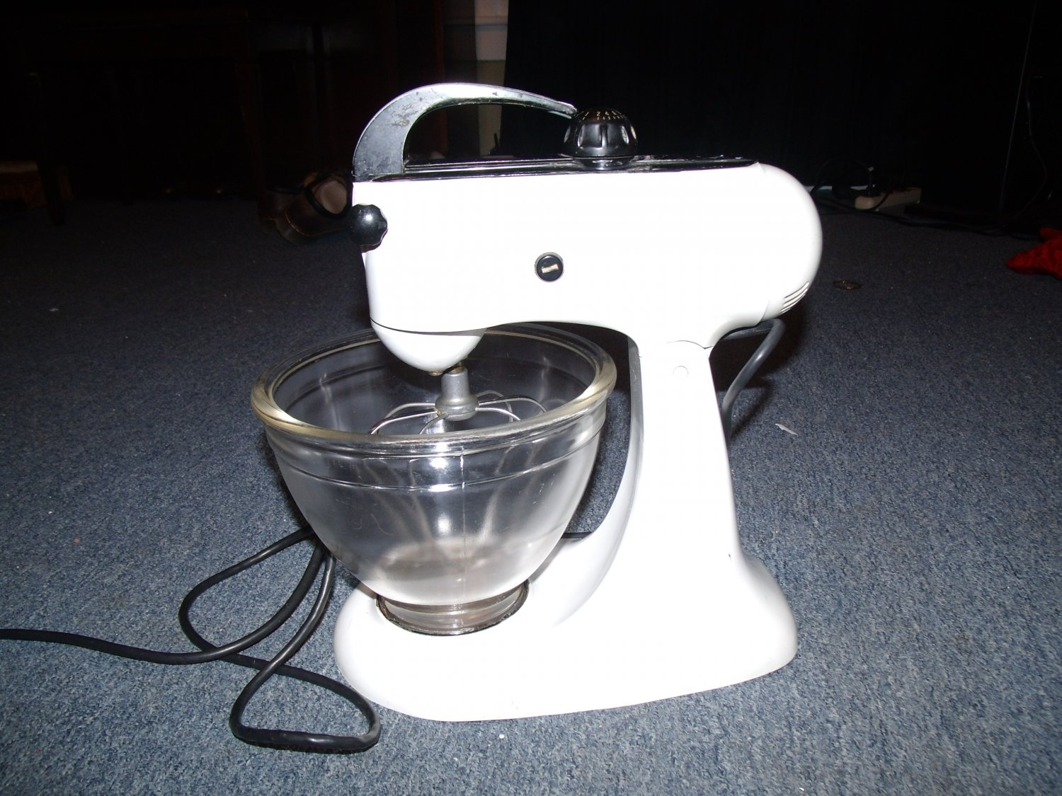 Kitchen Aid Mixers With Glass Bowl