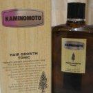 1 bottles Kaminomoto Hair Treatment Tonic Silver 150ml