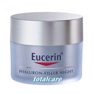 Eucerin Anti Ageing Hyaluron Filler Night Cream 50ml / 1.69 fl oz
