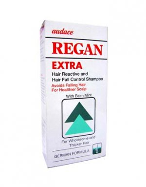 AUDACE REGAN 200ML / 6.76floz EXTRA HAIR FALL & REACTIVE CONTROL SHAMPOO