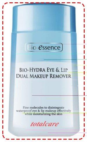 Bio-Essence Bio-Hydra Eye & Lip Dual Makeup Remover 125ml Bioessence