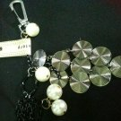 +++++++^Chain^-black -silver