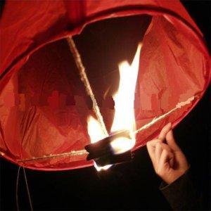 Heart Shaped Sky Lantern Hot Air Balloon